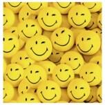 Vivess Glückwunschkarte Smiley 1 Stück
