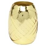 Vivess Geschenkband Eiknäuel gold metallic 5mm