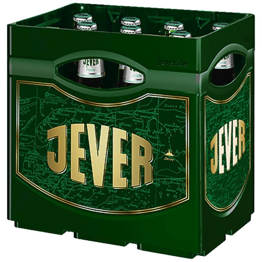 Jever Fun alkoholfrei 11x0,5l