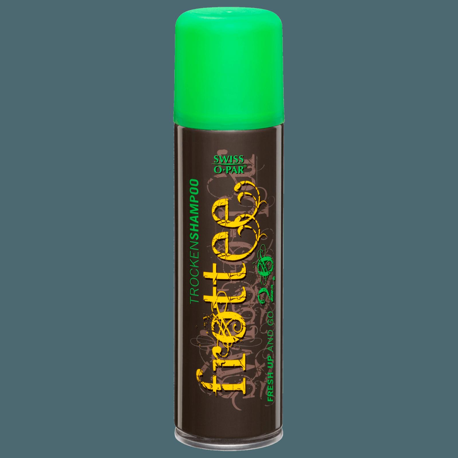 Swiss-O-Par Frottee 2.0 Trockenshampoo-Spray 200ml