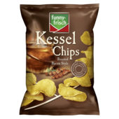 Funny-frisch Kessel Chips Roasted Bacon 120g