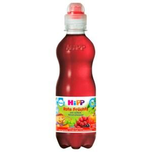 Hipp Rote Früchte mit stillem Mineralwasser 0,3l