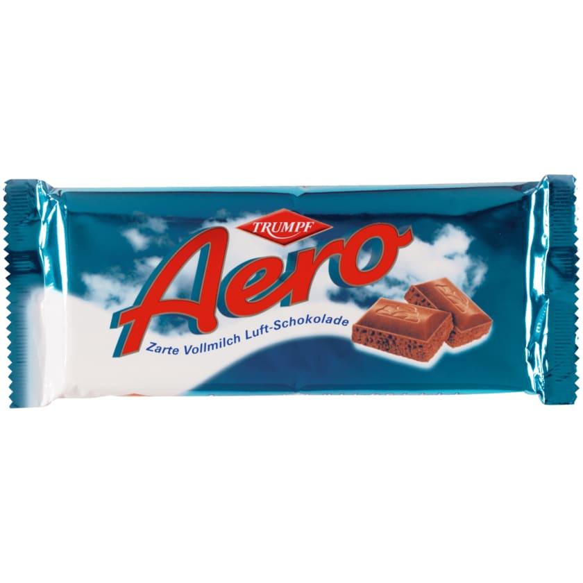 Trumpf Aero Vollmilch Luft-Schokolade 100g