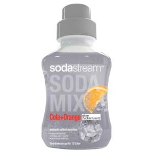 Sodastream Cola+Orange Sirup ohne Zucker 500ml