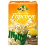 Kluth Mikrowellen-Popcorn Karamell 3x90g