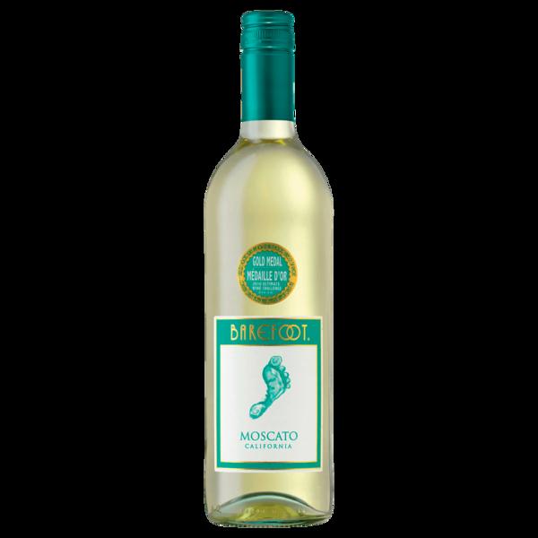 Barefoot Weißwein Moscato süß 0,75l