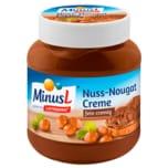 MinusL Nuss-Nougat-Creme 400g