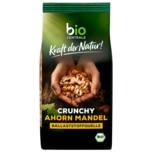 Biozentrale Bio Crunchy Müsli Ahorn-Mandel 375g