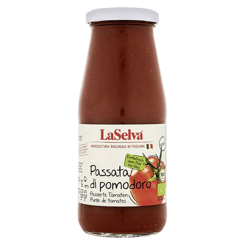 LaSelva Passierte Tomaten vegan Bio 425g
