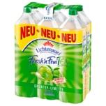 Lichtenauer Fresh'n FruiTea Grüntee-Limette 6x1,5l