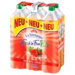 Lichtenauer Fresh'n FruiTea Rooibostee-Erdbeere 6x1,5l