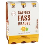 Gaffels Fassbrause Orange 6x0,33l