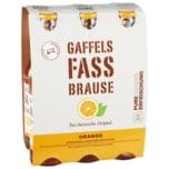 Gaffels Fassbrause Orange 6x0,33l