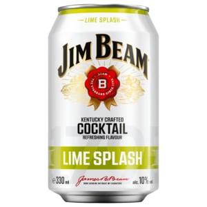 Jim Beam Lime Splash 330ml