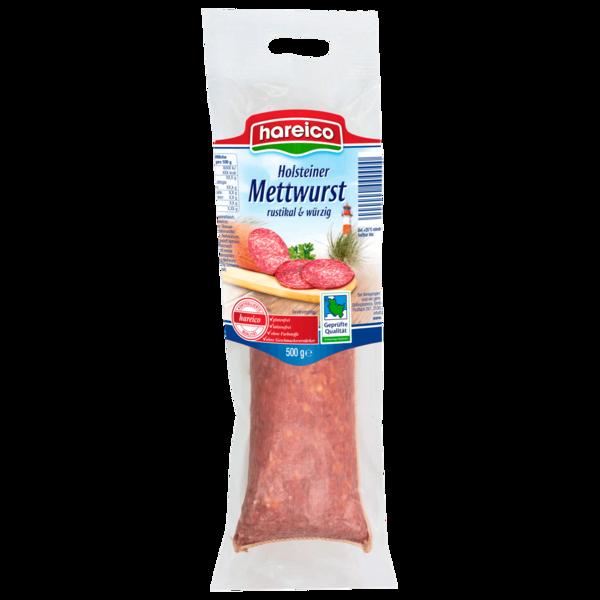 Hareico Holsteiner Mettwurst 500g