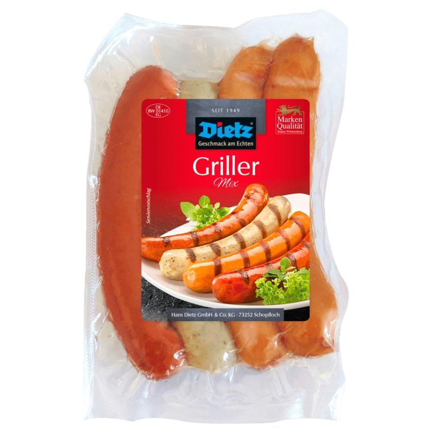 Dietz Griller Mix 280g