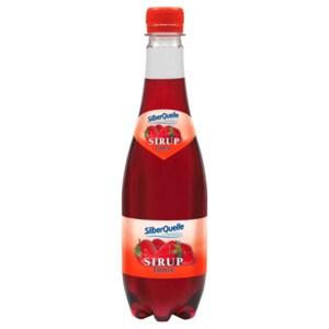 SilberQuelle Erdbeer-Getränkesirup 0,5l