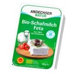 Andechser Natur Bio Schafmilch Feta 180g