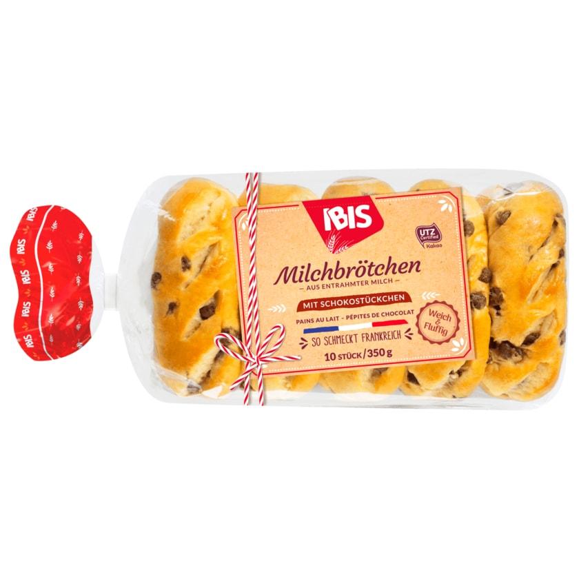 Ibis Milchbrötchen mit Schokostücken 350g