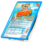 Bussy Mix 10 Ice Pops 400ml