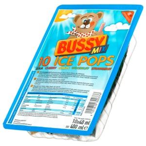 Bussy Mix 10 Ice Pops 400ml