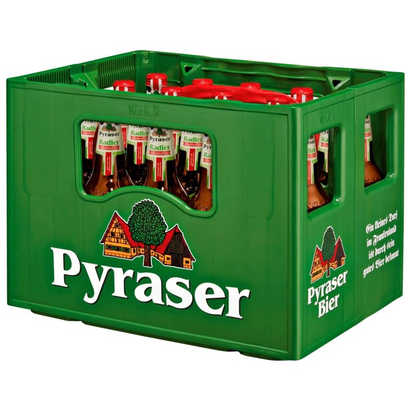 Pyraser Rader alkoholfrei 20x0,5l