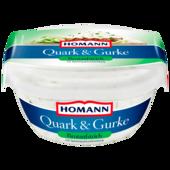 Homann Brotaufstrich Quark & Gurke 150g