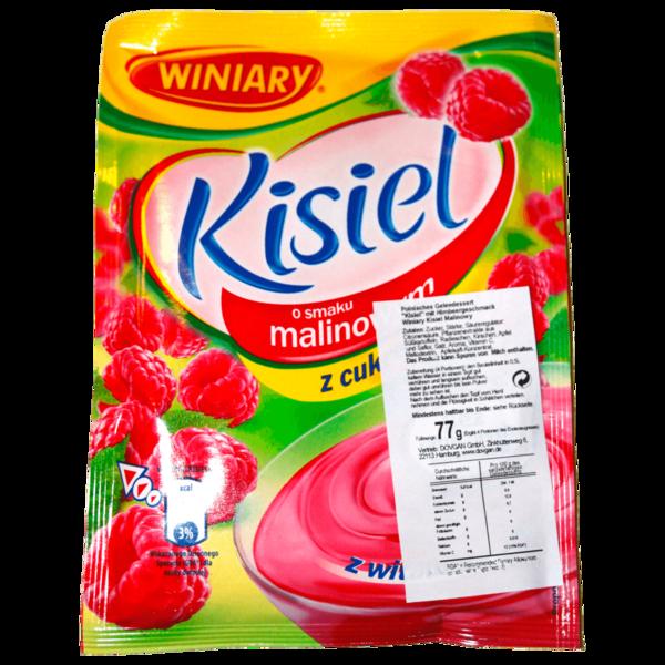 Winiary Kisiel Dessert Himbeergeschmack 77g