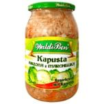 WaldiBen Kapusta Sauerkraut mit Karotten 850g