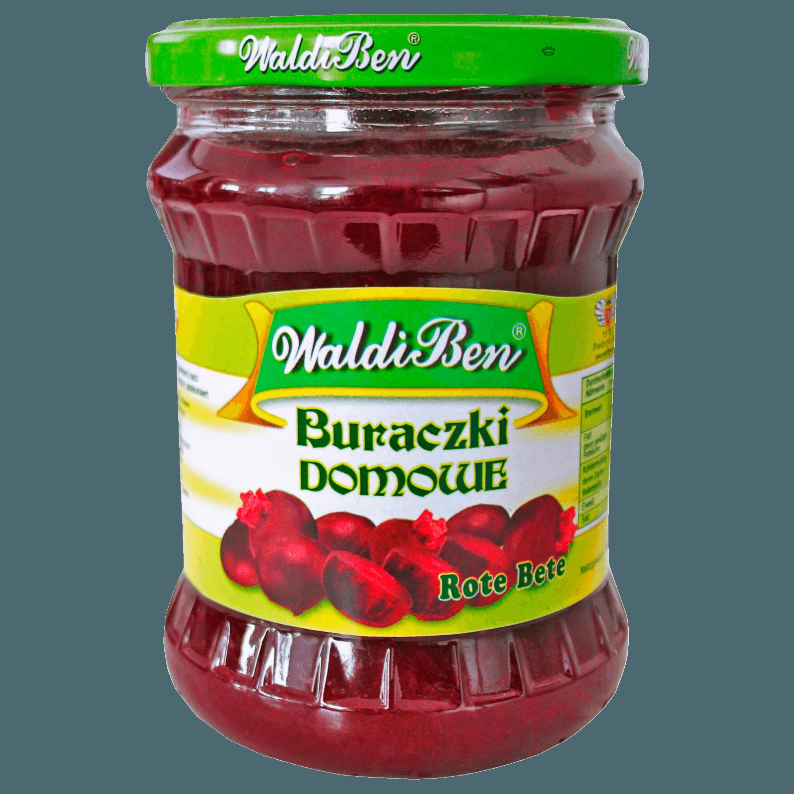Vitarol Rote Bete nach polnischer Art 500ml