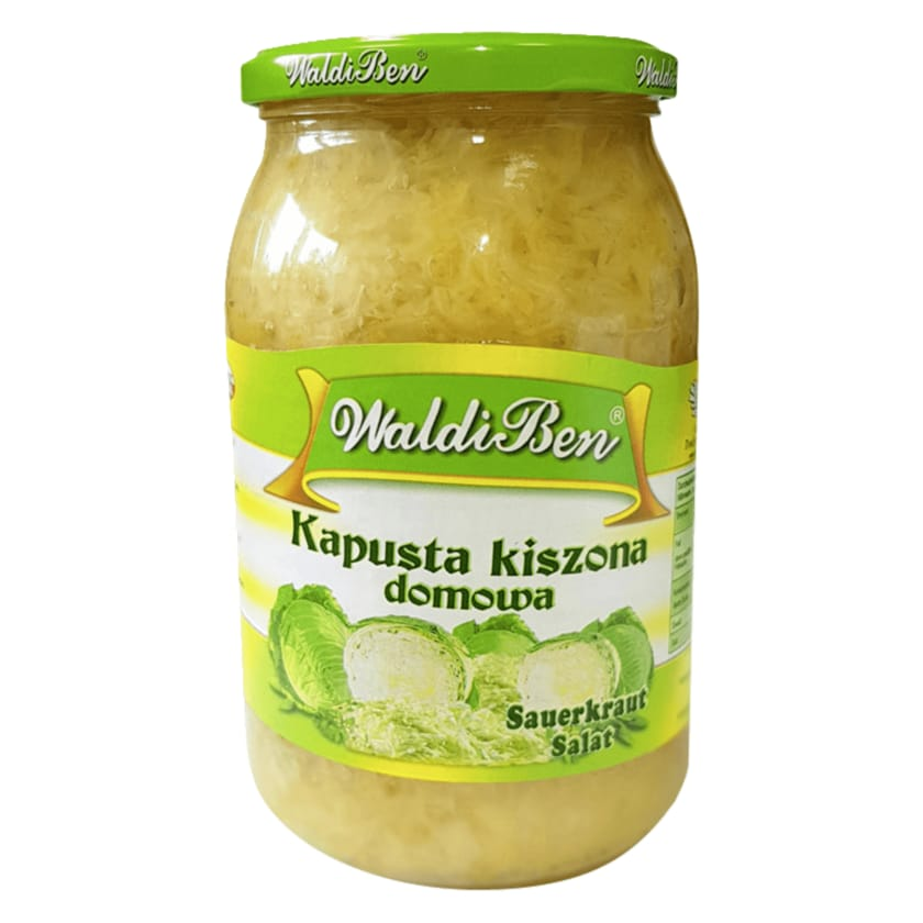 Waldi Ben Sauerkraut Salat 900ml
