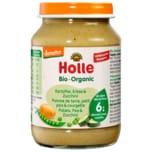 Demeter Bio Holle Kartoffeln mit Erbsen & Zucchini ab dem 6. Monat 190g