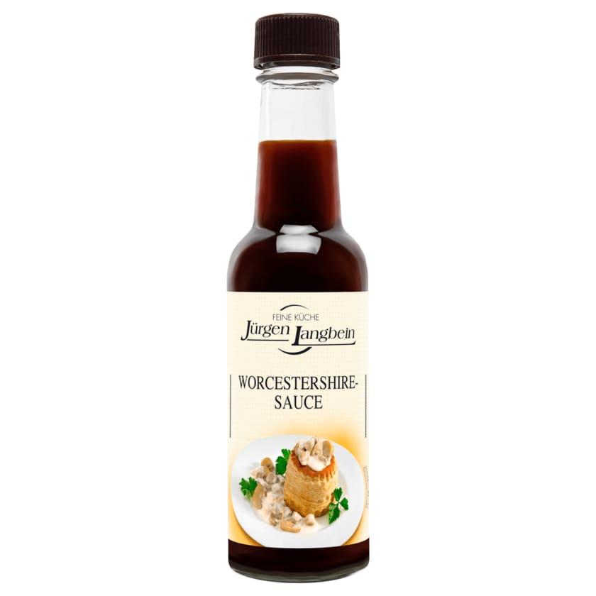 Jürgen Langbein Worcestershire-Sauce 140ml