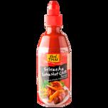 Real Thai Sriracha Chili Sauce extra scharf 430ml