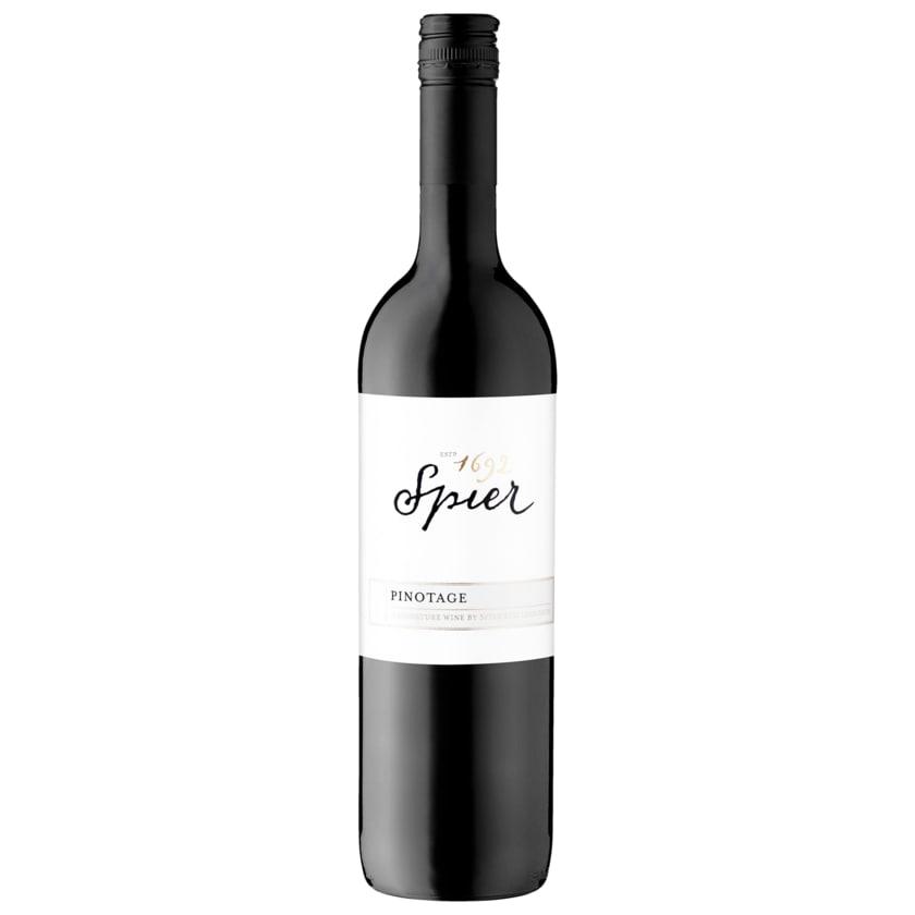 Spier Winery Rotwein Pinotage Signature trocken 0,75l