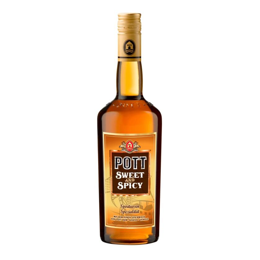 Pott Sweet & Spicy 0,7l