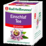 Bad Heilbrunner Arzneitee Einschlaftee 8x2,0g - 8 Beutel