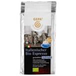 Gepa Italienischer Bio Espresso gemahlen & koffeinfrei 250g