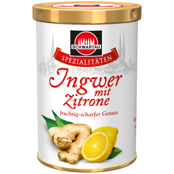 Schwartau Spezialitäten Ingwer-Zitrone 350g