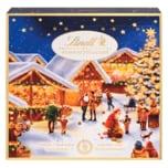 Lindt Weihnachtsmarkt Tisch-Adventskalender 115g