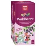 REWE Beste Wahl Früchtetee Waldbeere 50g, 20 Beutel