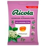 Ricola Holunderblüten zuckerfrei 75g