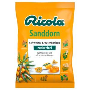 Ricola Sanddorn zuckerfrei 75g