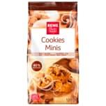 REWE Beste Wahl Cookies Minis 125g