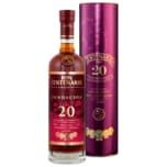 Ron Centenario Rum 20 Fundación 0,7l