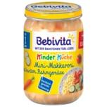 Bebivita Mini-Makkaroni mit buntem Rahmgemüse 250g