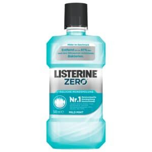 Listerine Tägliche Mundspülung Zero 500ml