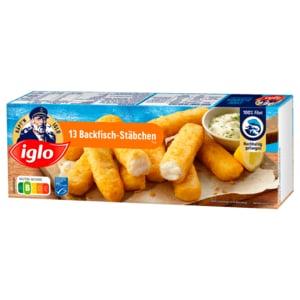Iglo Backfisch-Stäbchen 364g