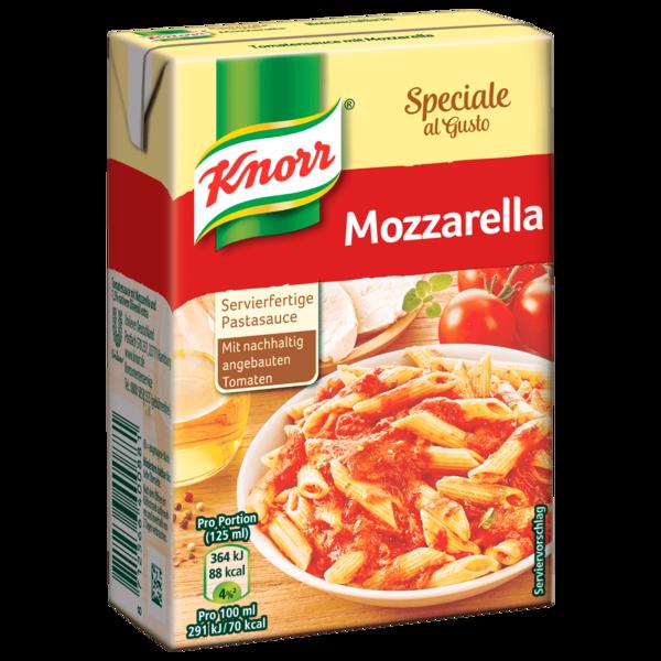 Knorr Speciale al Gusto Mozzarella 370g