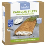Followfish MSC Kabeljau-Filets in Bio-Knusperpanade 225g